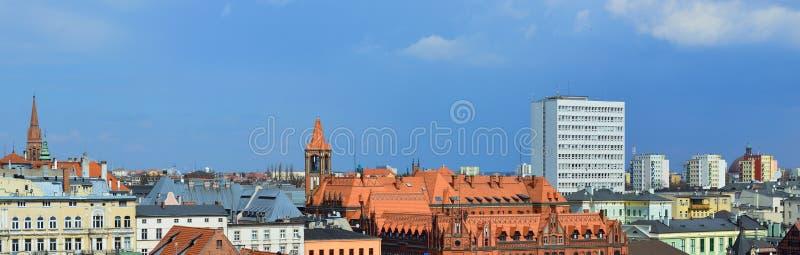 Bydgoszcz, cidade no Polônia. fotos de stock