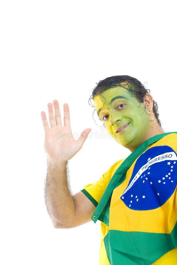 Download Bye or Hi stock image. Image of person, ballgame, patriotic - 13863071