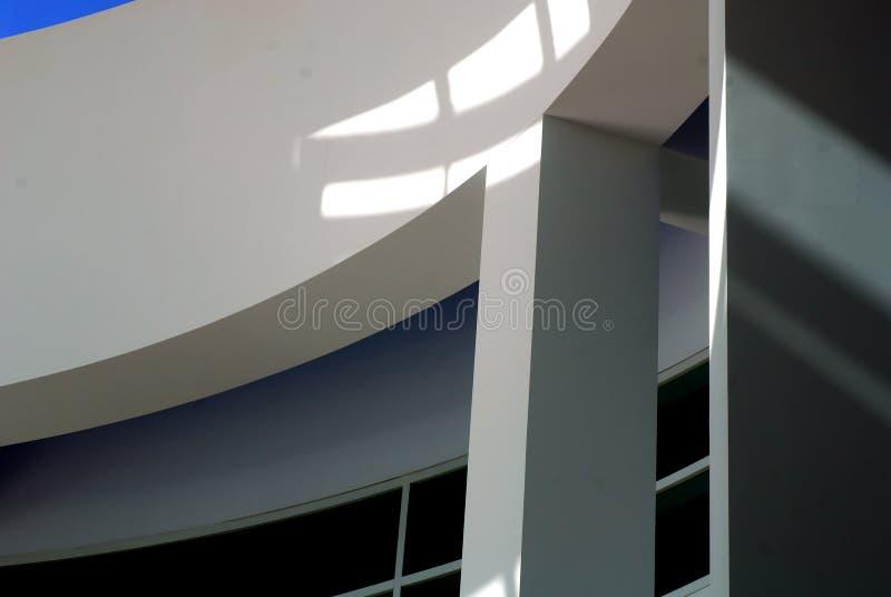 byggande inre modernt royaltyfria foton