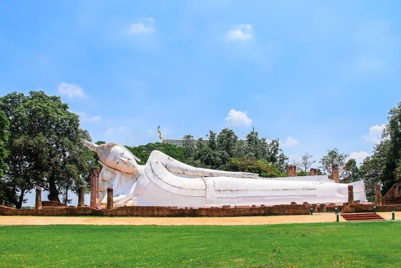 Byggd struktur, kyrka, st?lle av dyrkan, Asien, Thailand royaltyfria bilder