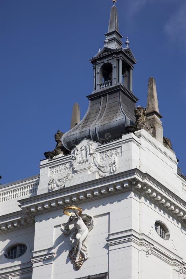 byggnad royaltyfri bild