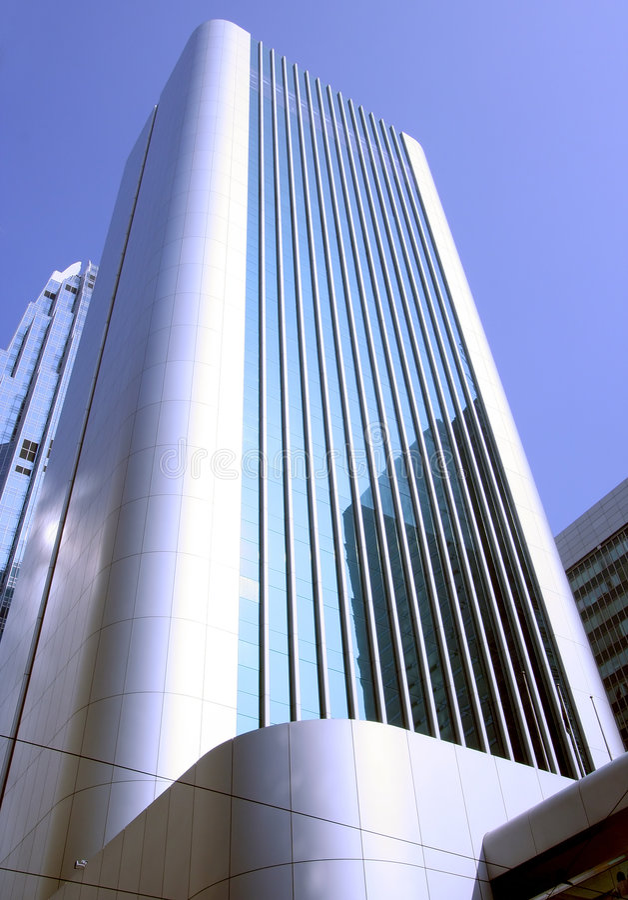 byggnad Hong Kong royaltyfri bild
