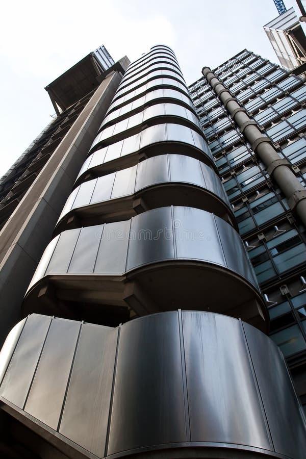 byggnad lloyd london s royaltyfria foton