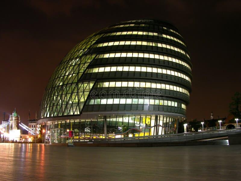 byggnad moderna london arkivbild