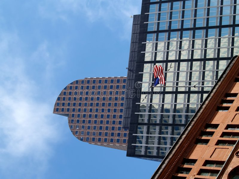byggnader royaltyfri fotografi