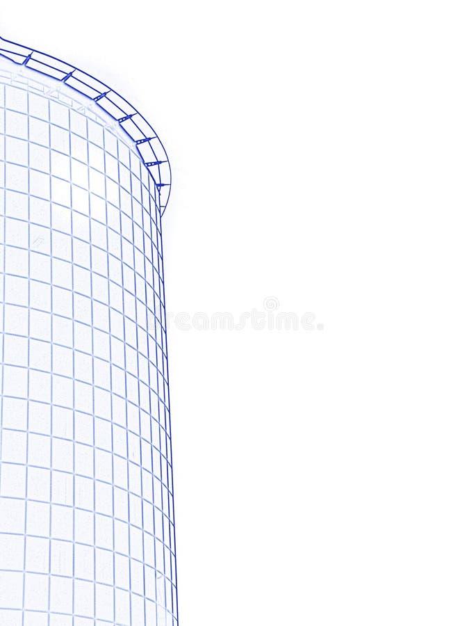 byggnadsaffär royaltyfri illustrationer