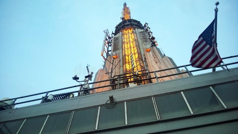 byggnadsväldemanhattan nytt tillstånd USA york arkivbilder