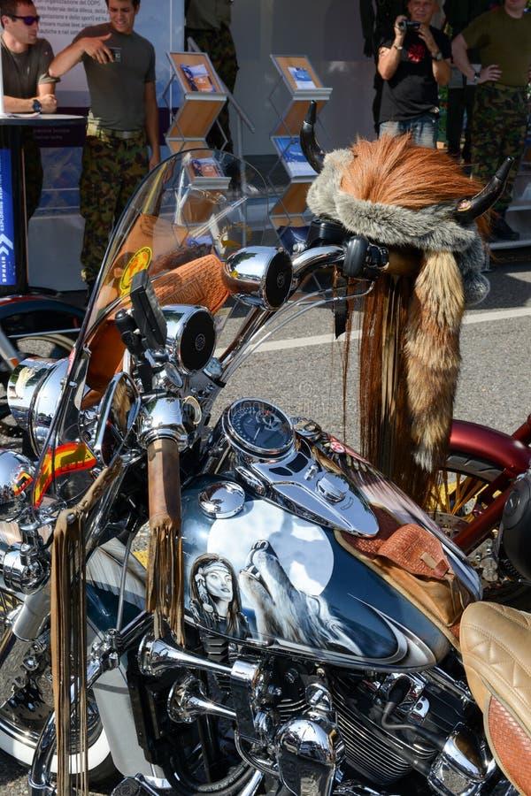 Download Bykers Du Défilé à Harley Days Suisse à Lugano Sur Switz Photographie éditorial - Image du type, amérique: 56477827