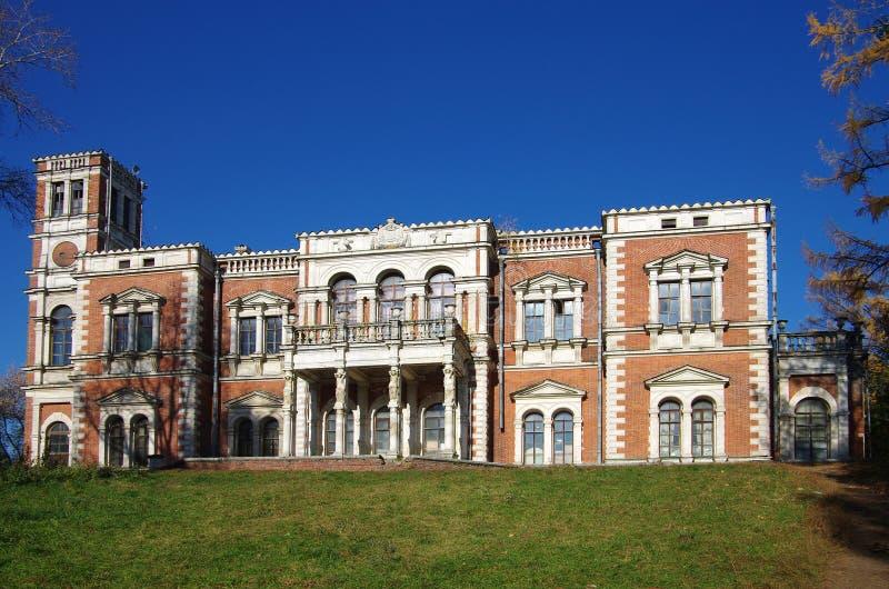 BYKOVO, MOSKWA region ROSJA, Październik, -, 2015: Rezydencja ziemska Bykovo _ zdjęcia royalty free