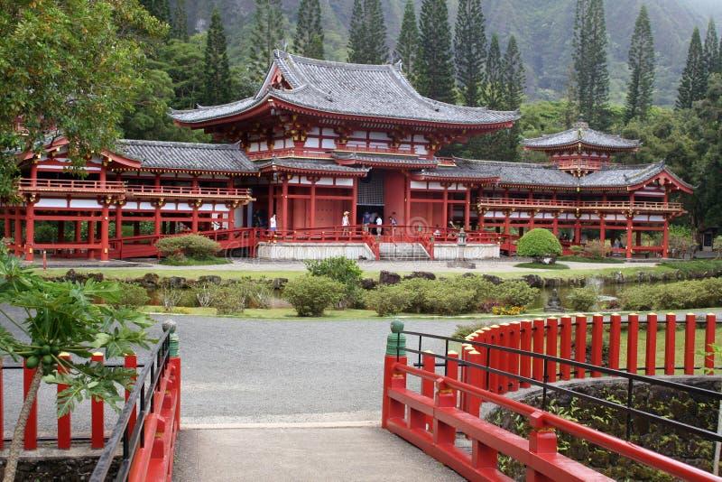 byodo świątyni zdjęcia stock