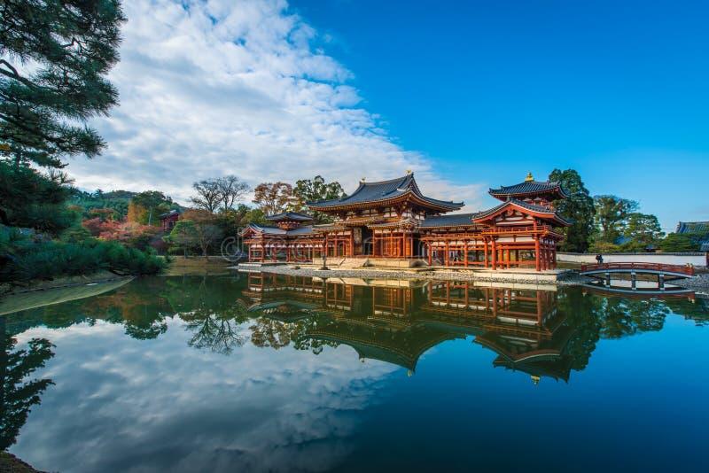 Byodo-en el templo, Japón imagen de archivo libre de regalías
