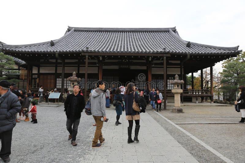Byodo-in tempel stock afbeeldingen