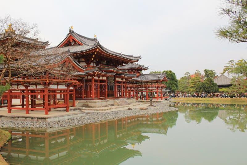 Byodo-in tempel stock foto