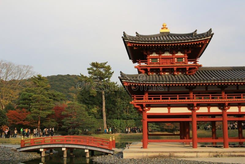 Byodo-in tempel royalty-vrije stock foto's