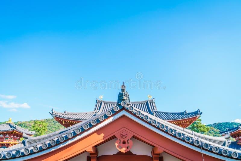 Byodo-in Tempel Kyoto, royalty-vrije stock afbeeldingen