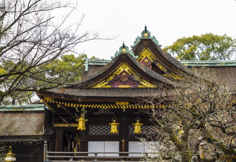 Byodo-in tempio a Kyoto, il Giappone immagini stock libere da diritti