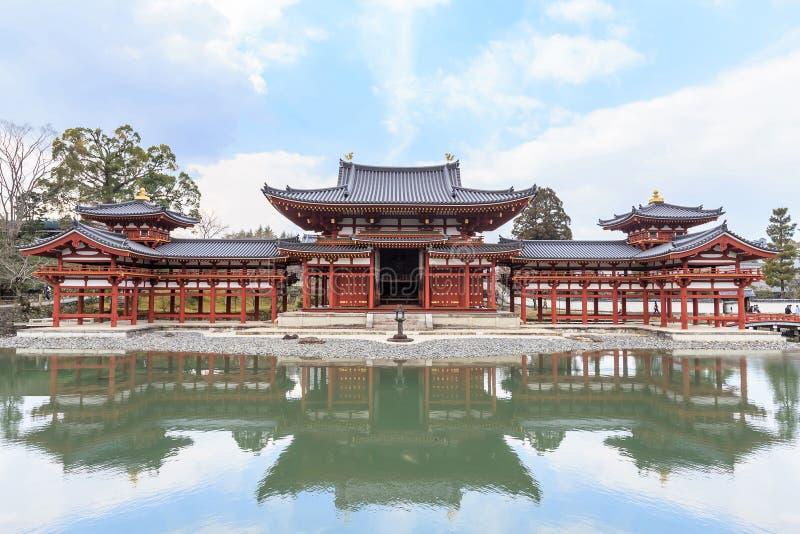 Byodo-in Temple, Uji, Kyoto. stock photo