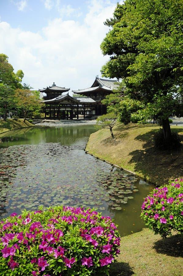 byodoin Japan świątyni uji zdjęcia royalty free