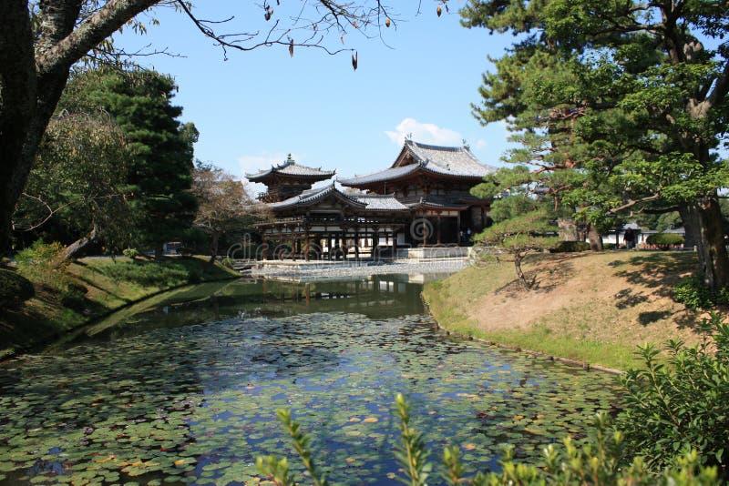 Download Byodoin Phoenix Hallentempel, Uji, Kyoto Japan Stockbild - Bild von asien, architektur: 27735269