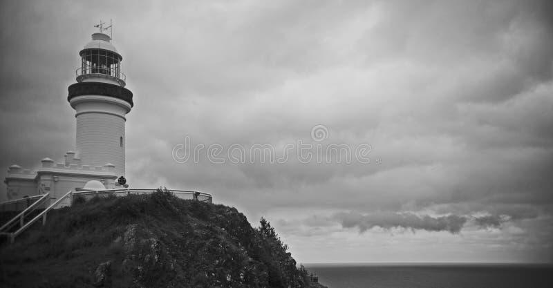 Byron Bay Lighthouse royalty-vrije stock fotografie