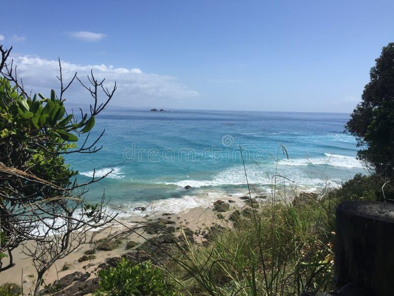 Byron Bay Lighthouse Walk royalty free stock images
