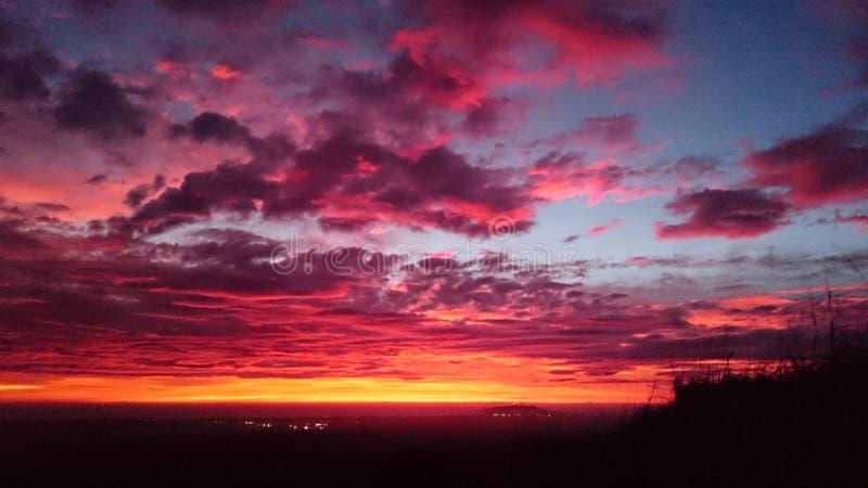Byron Sunrise stock image