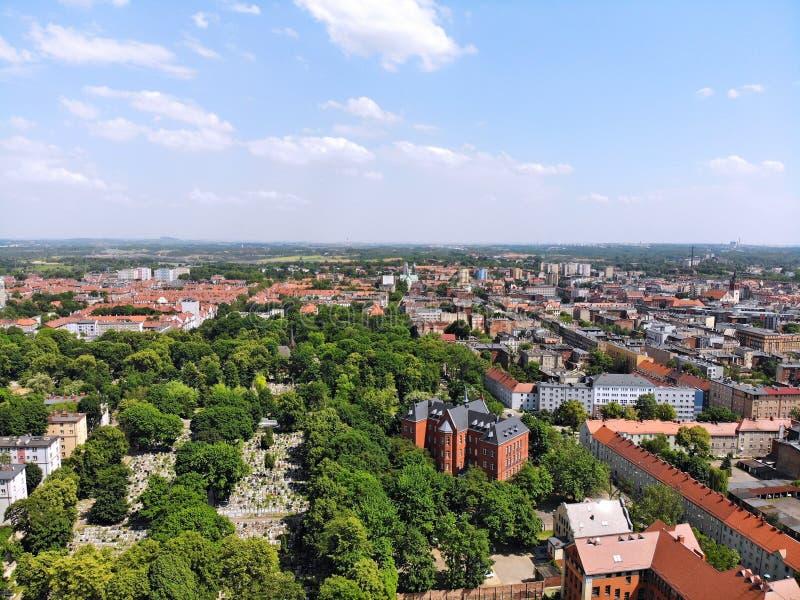 Bytom, Polen stockbilder