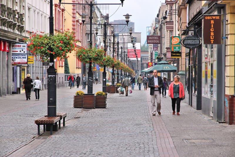 Bytom, Polonia imágenes de archivo libres de regalías