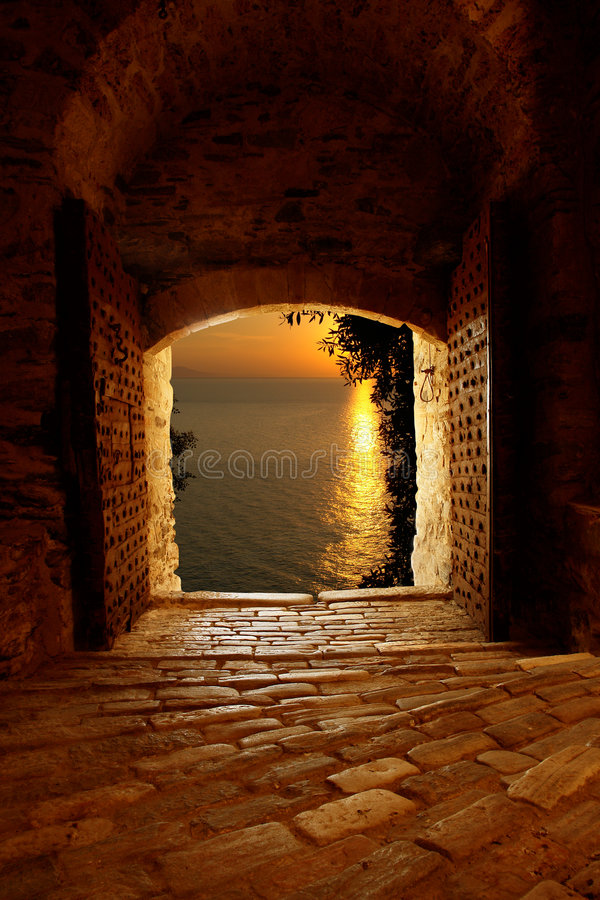 Free Byzantine Door Royalty Free Stock Images - 2460559