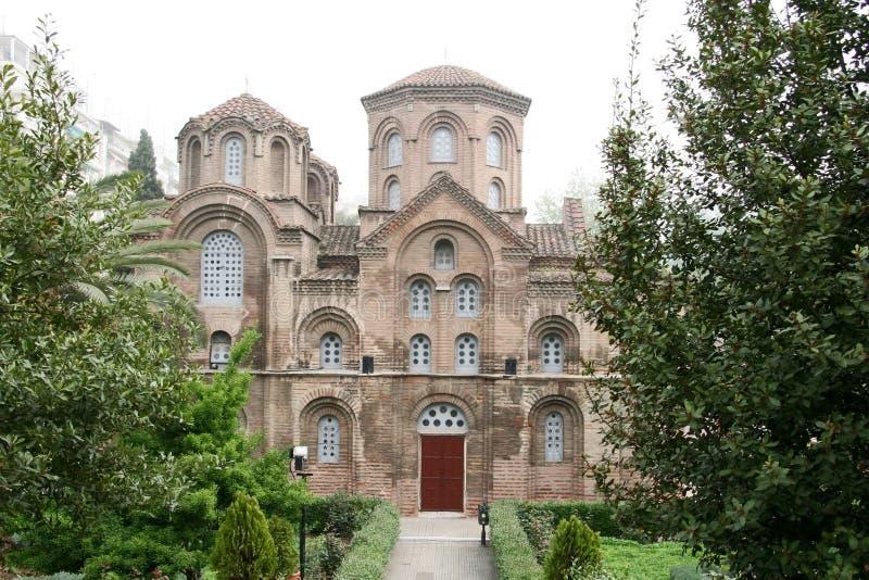 byzantine kościoła zdjęcia stock