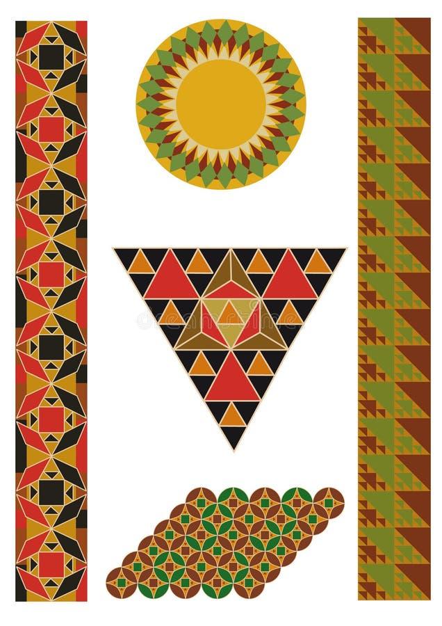 byzantine ornamenty ilustracji