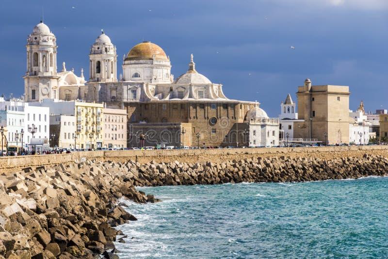 Cádiz, España fotos de archivo libres de regalías