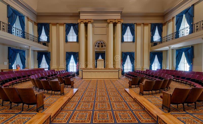 Cámara de cámara de los representantes fotografía de archivo