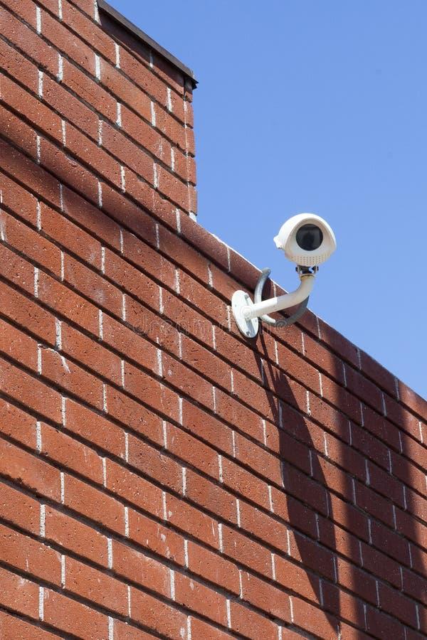 Cámara de la calle de la vigilancia imágenes de archivo libres de regalías