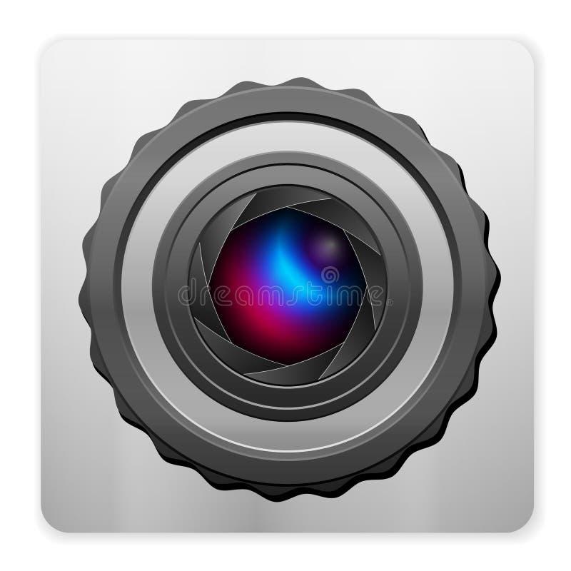 Download Cámara de la foto ilustración del vector. Ilustración de camera - 42431236