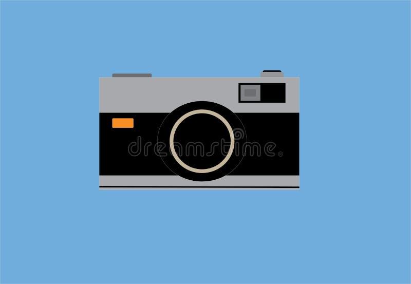 Cámara de la película imagenes de archivo