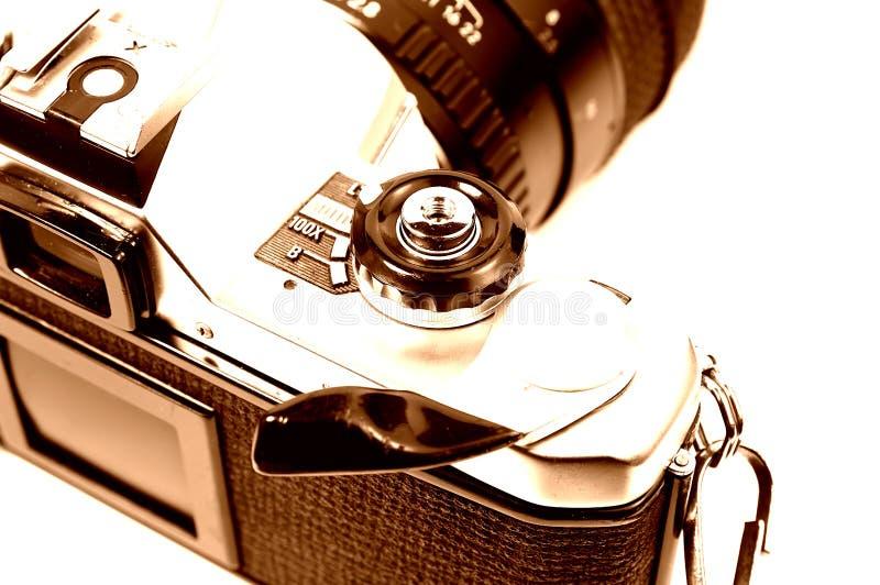 Cámara de la película imagen de archivo libre de regalías