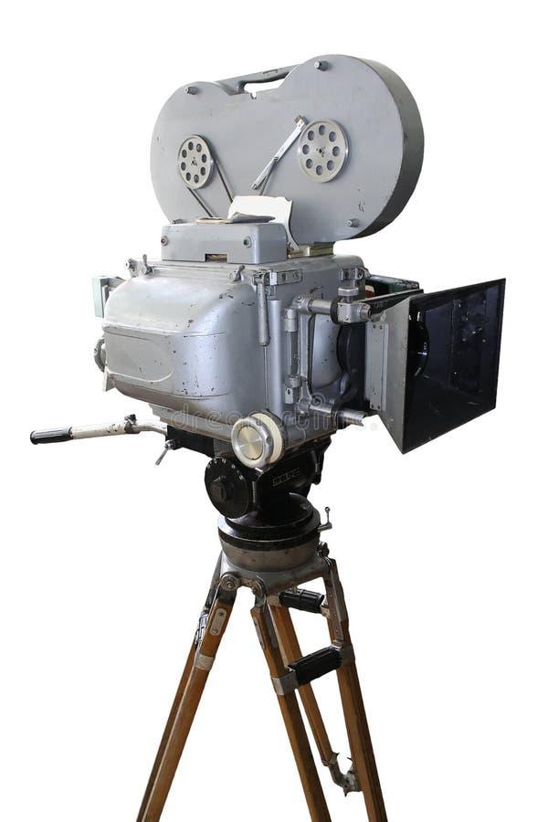 Cámara de película imagen de archivo