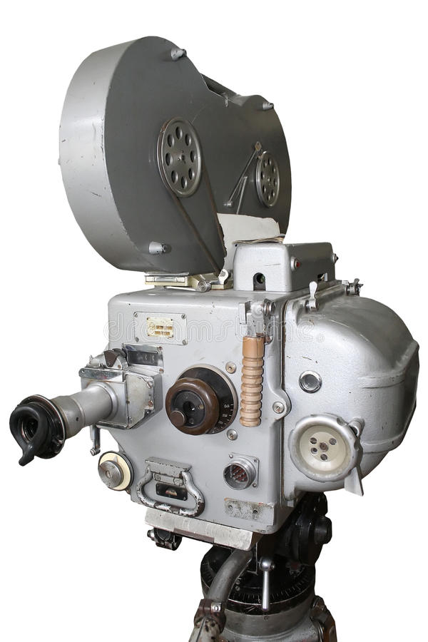 Cámara de película fotografía de archivo