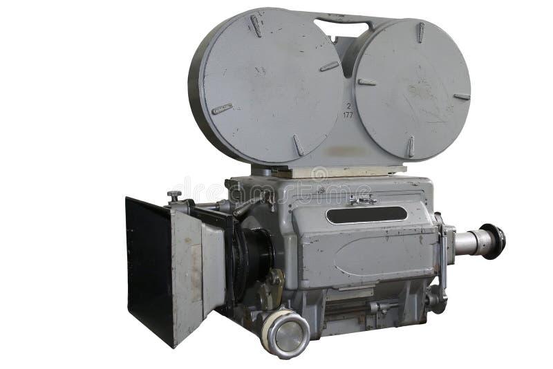 Cámara de película imagen de archivo libre de regalías