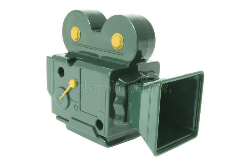 Cámara de película del juguete foto de archivo libre de regalías