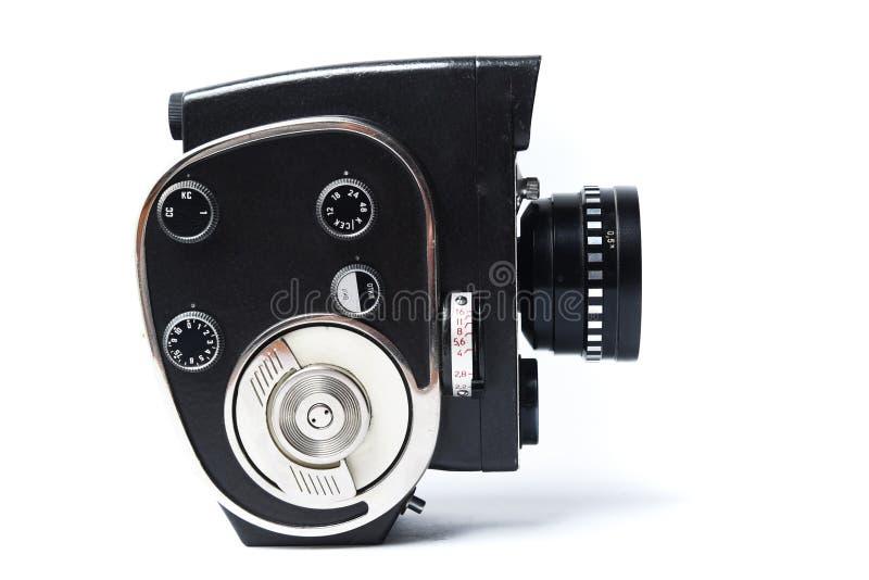 Cámara de película del vintage imágenes de archivo libres de regalías