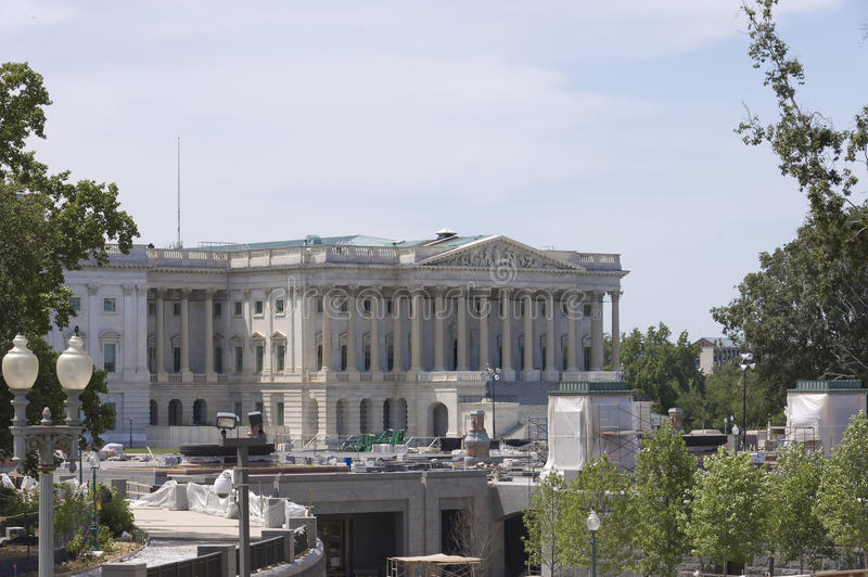 Cámara de representantes en Washington imagen de archivo