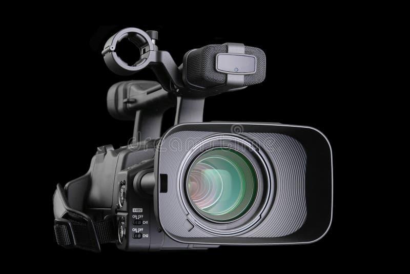 Cámara de vídeo imagen de archivo