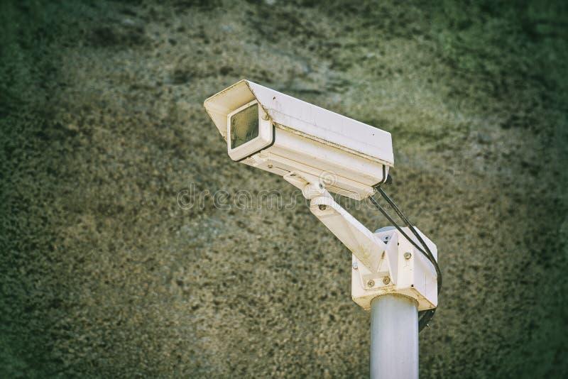 Cámara de vigilancia imagen de archivo libre de regalías