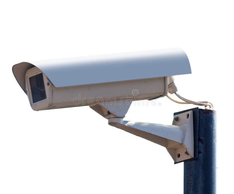 Cámara de vigilancia foto de archivo