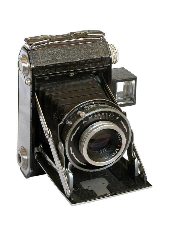 Cámara vieja foto de archivo libre de regalías