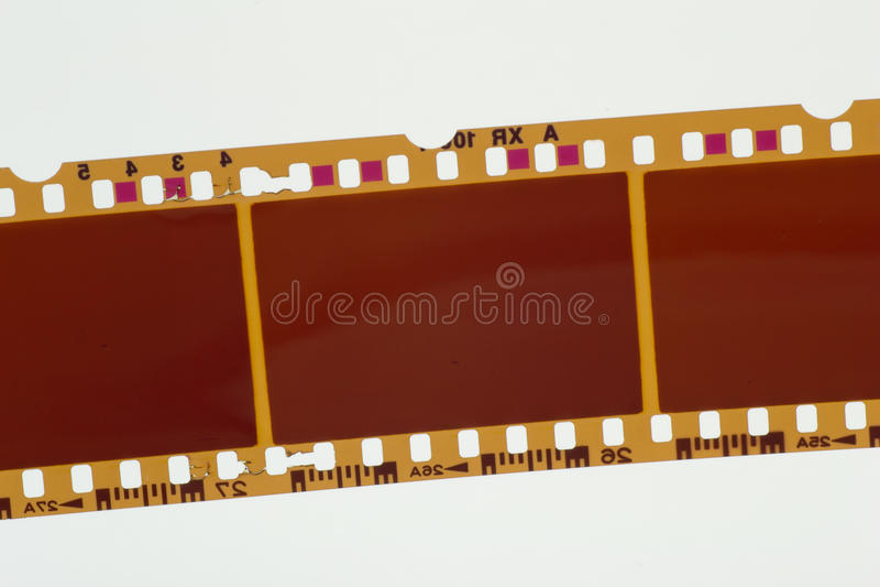 Cámara vieja de la película imagen de archivo