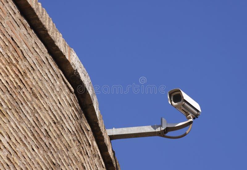 Cámaras de seguridad fotos de archivo