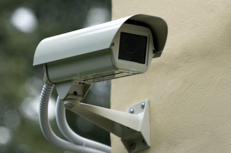 Cámaras de seguridad 2 imágenes de archivo libres de regalías